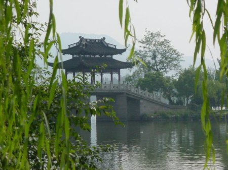 Willow Bridge, West Lake, Hangzhou