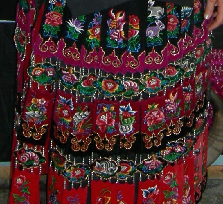 miao skirt