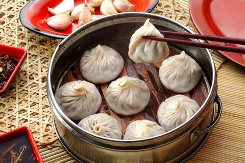 Shanghai's finest Xiao Long Bao dumplings